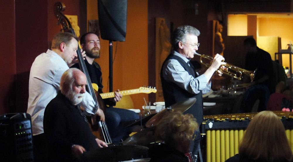 Dave Dunlop with Canadian Jazz Quartet