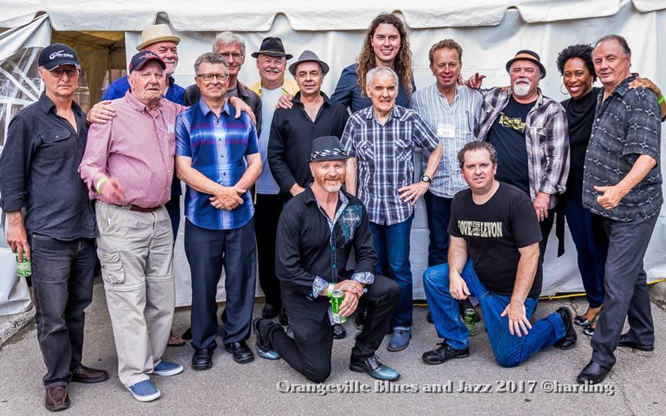 Dave Dunlop - Last Waltz tribute show