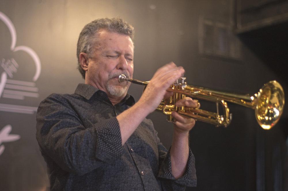 Dave Dunlop Jupiter XO trumpet
